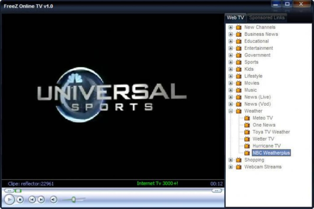 freez online tv 1.30
