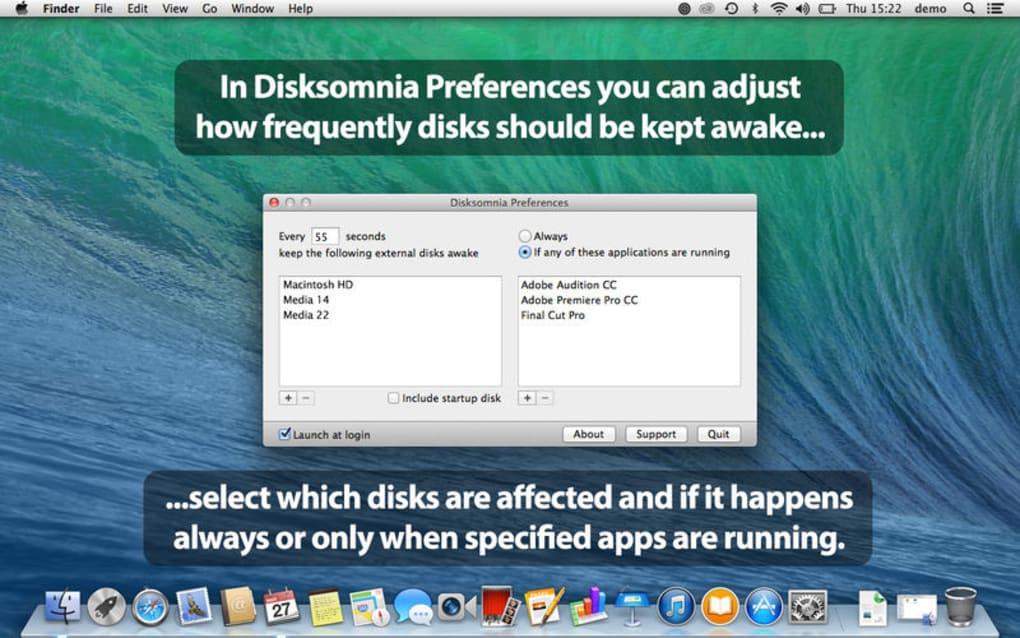Disksomnia for Mac - Download
