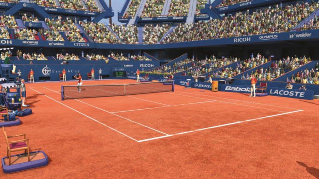 Virtua Tennis 4 Descargar