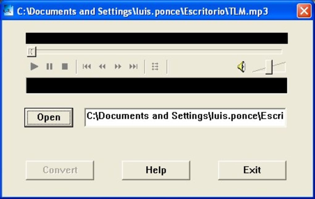 tool mp3 player utilities 5.09