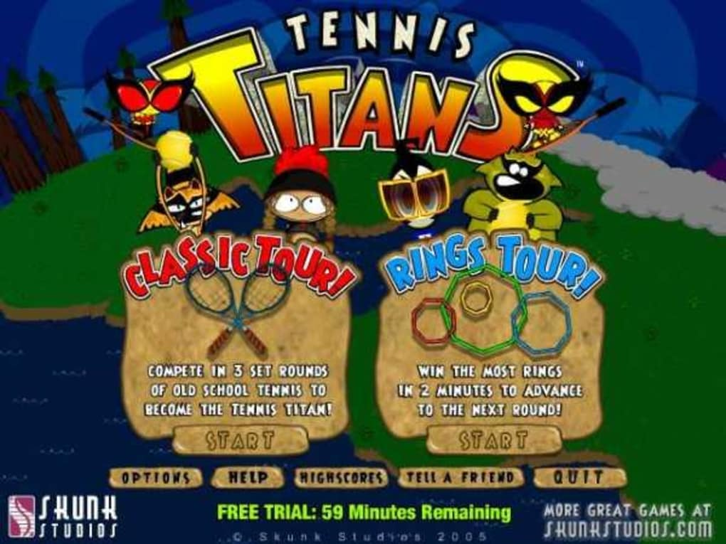 download game tennis titans pc full version