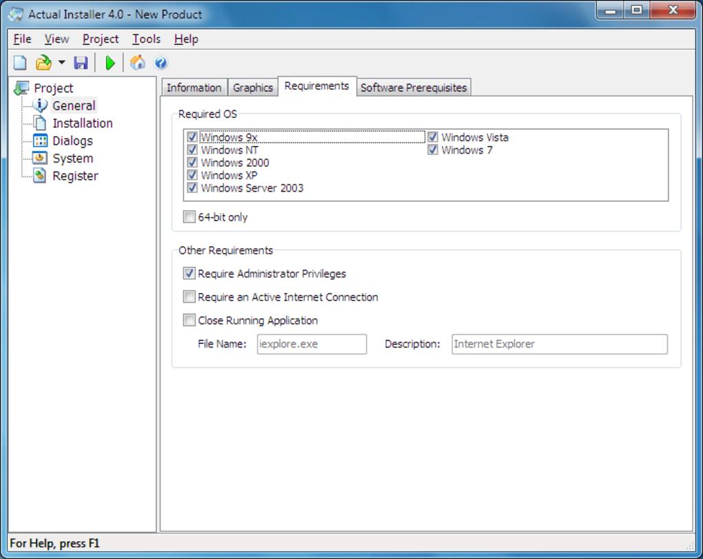 Actual Installer - Download
