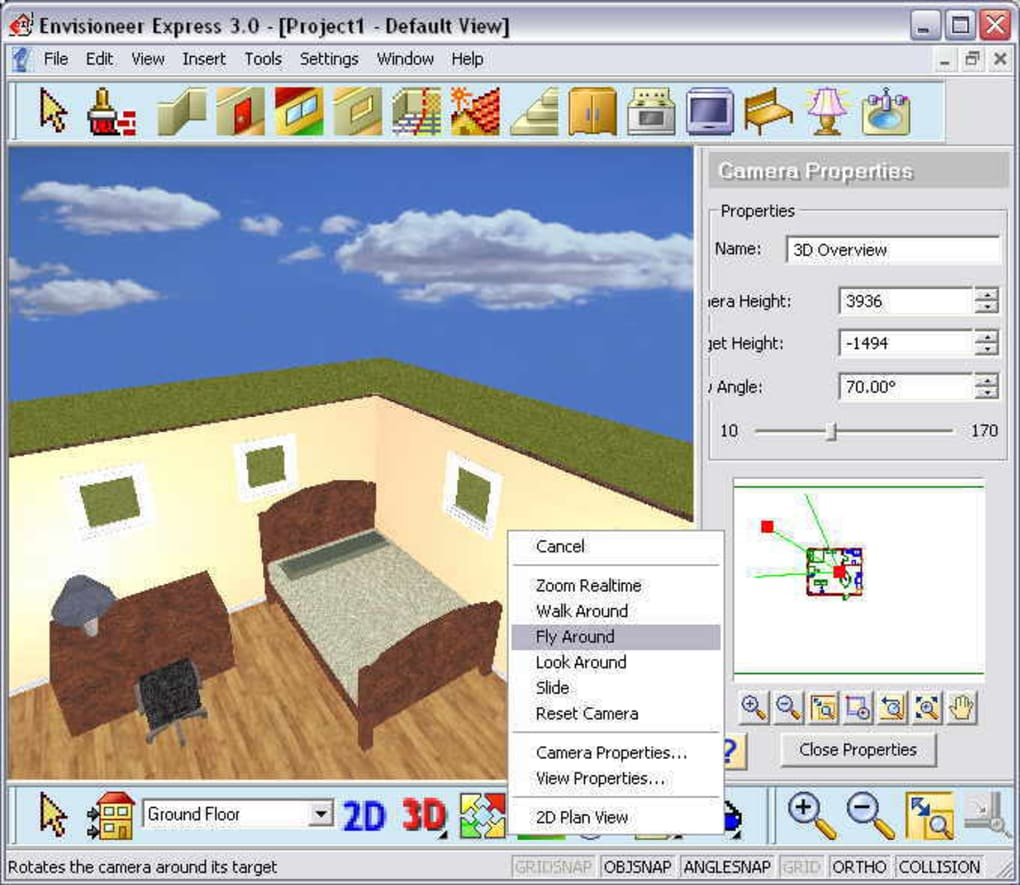 Envisioneer express descargar for Software para diseno de casas 3d
