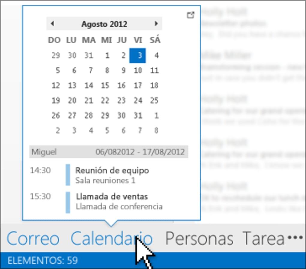 Microsoft Outlook 2013 - Descargar