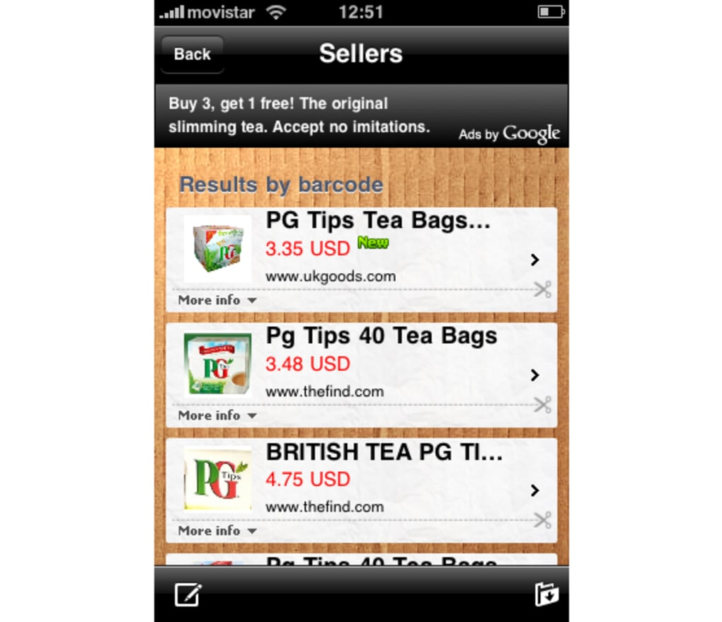 Barcode Reader for iPhone - Download