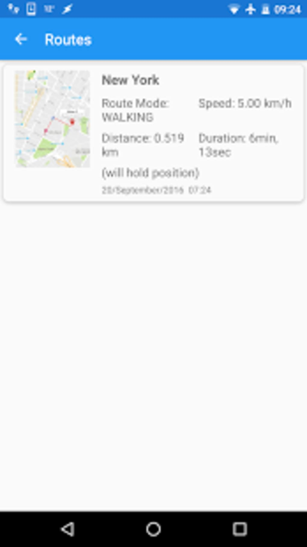 Fake GPS Joystick & Routes Go for Android - Download