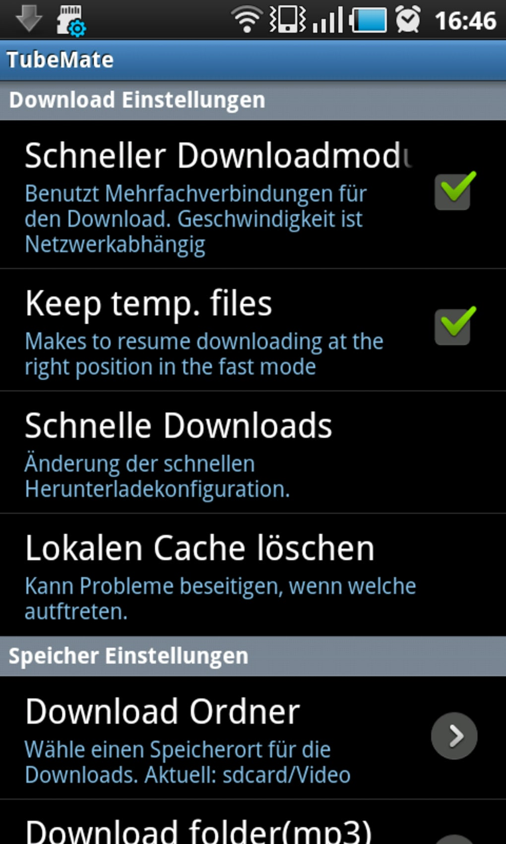 Tubemate Für Android Download