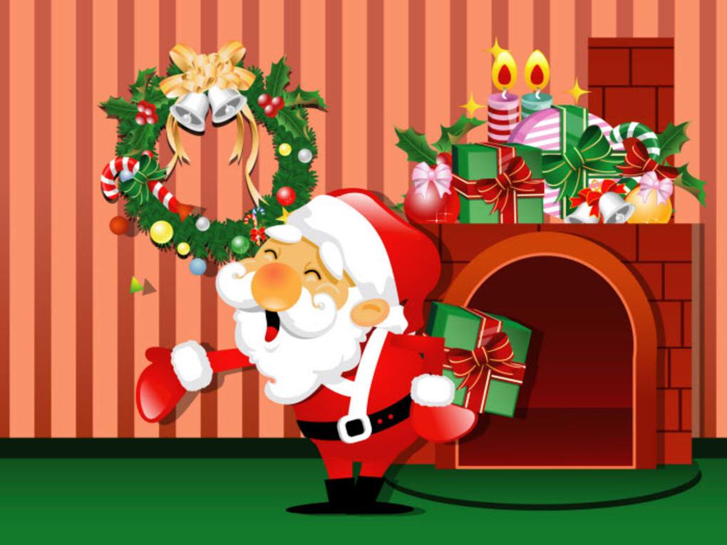 Christmas Windows 7 Theme (Windows) - Download