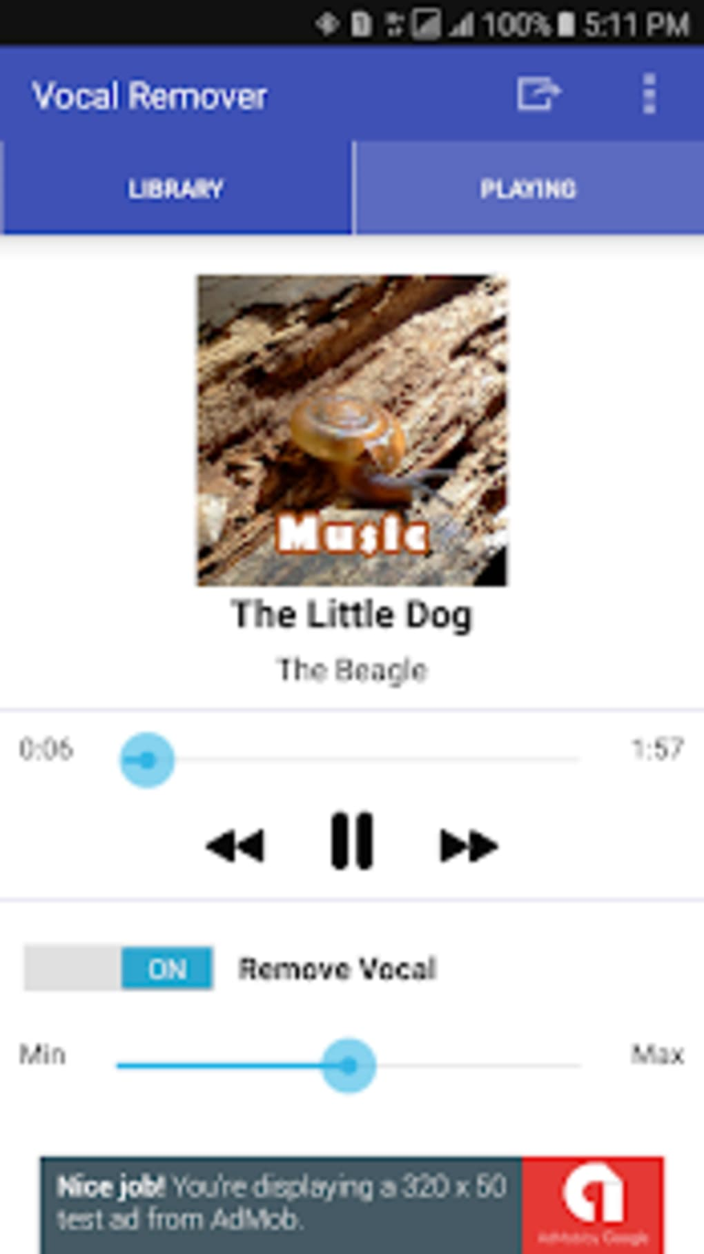 Vocal Remover for Karaoke for Android - Download