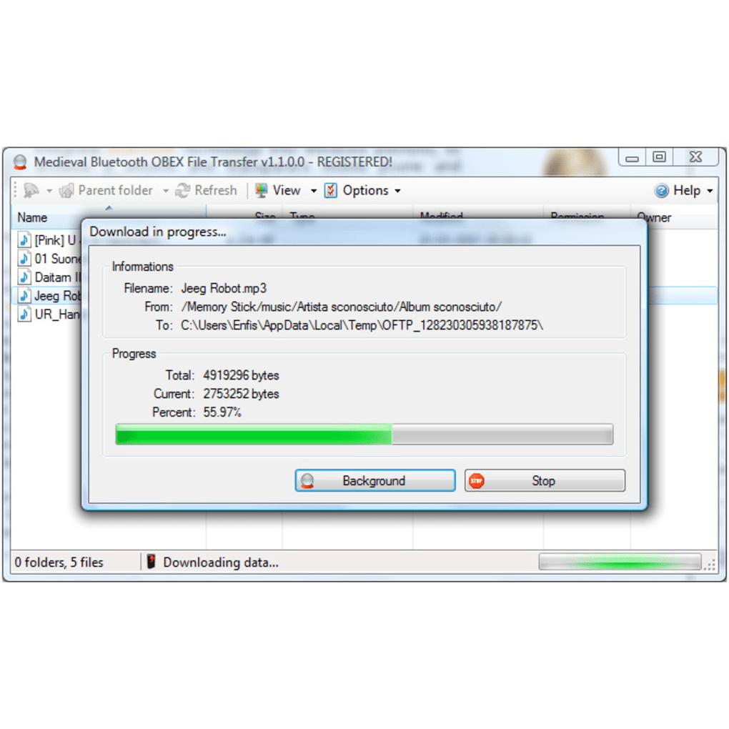 How do you make ubuntu accept files sent over bluetooth ask ubuntu.