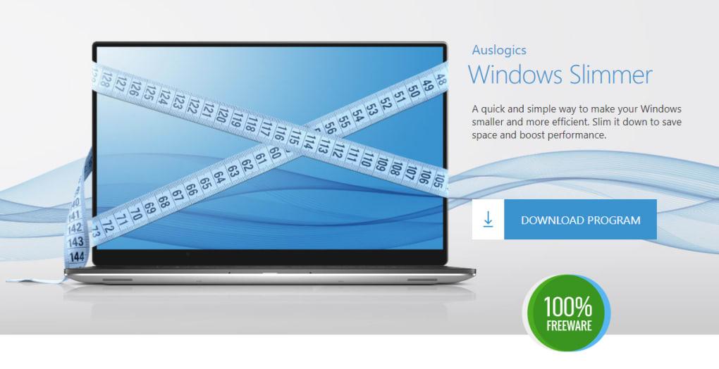 slimming windows 7