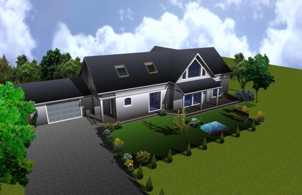 architecte 3d 2013 t l charger. Black Bedroom Furniture Sets. Home Design Ideas
