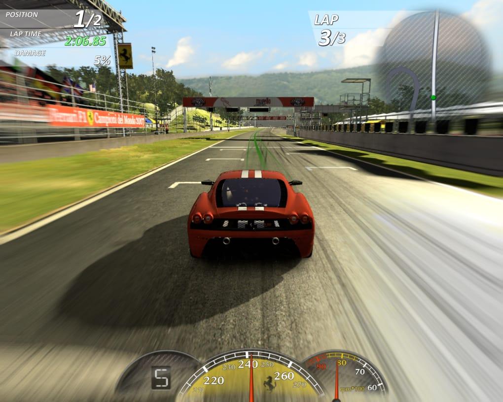 Ferrari Virtual Race Descargar