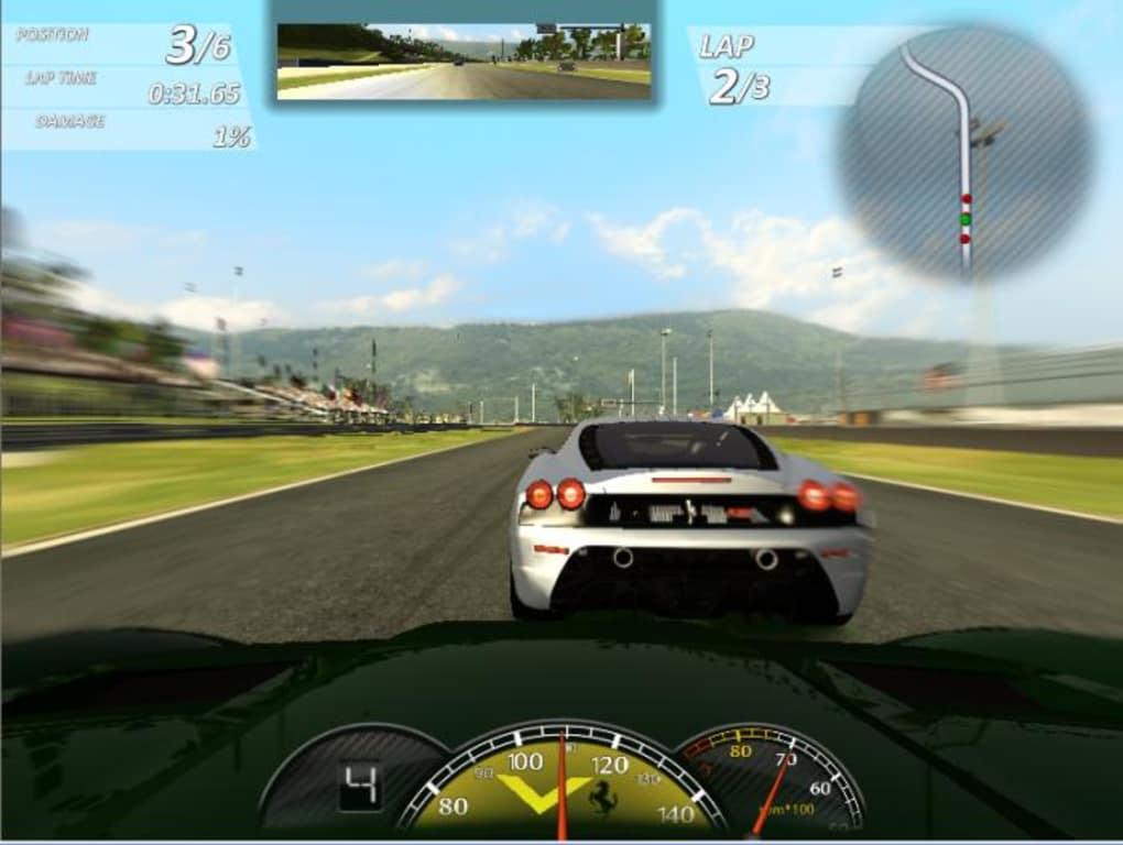 Ferrari Virtual Race Download