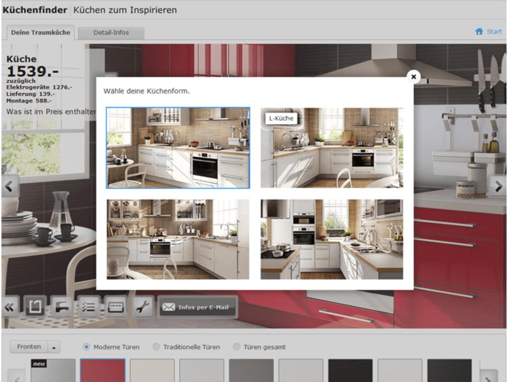 IKEA Küchenfinder Online