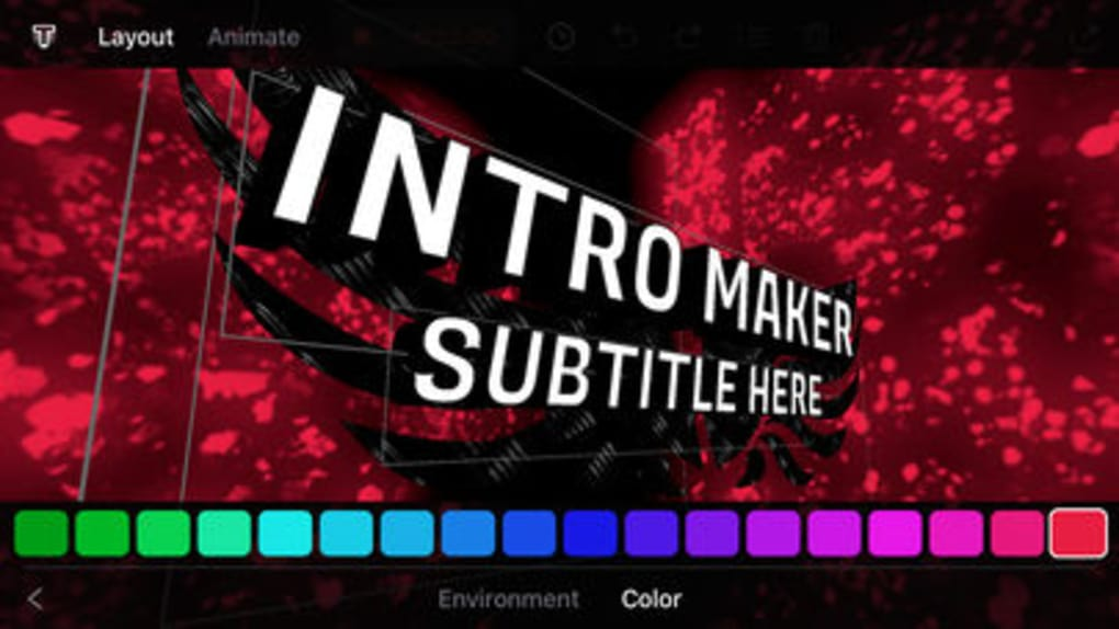 T-Jam Live Intro Movie Maker for iPhone - Download