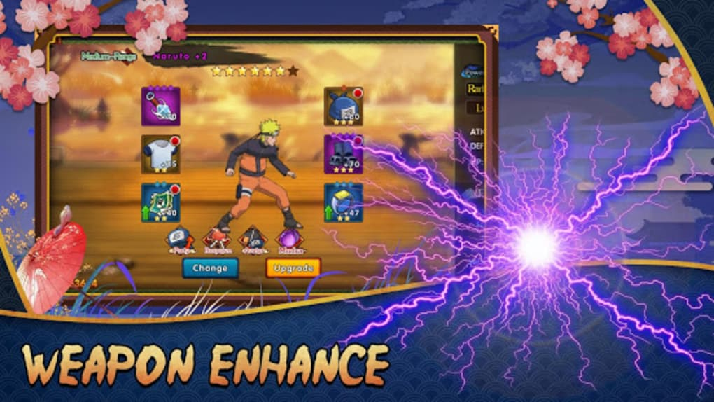 Bond of Destiny ninja war for Android - Download