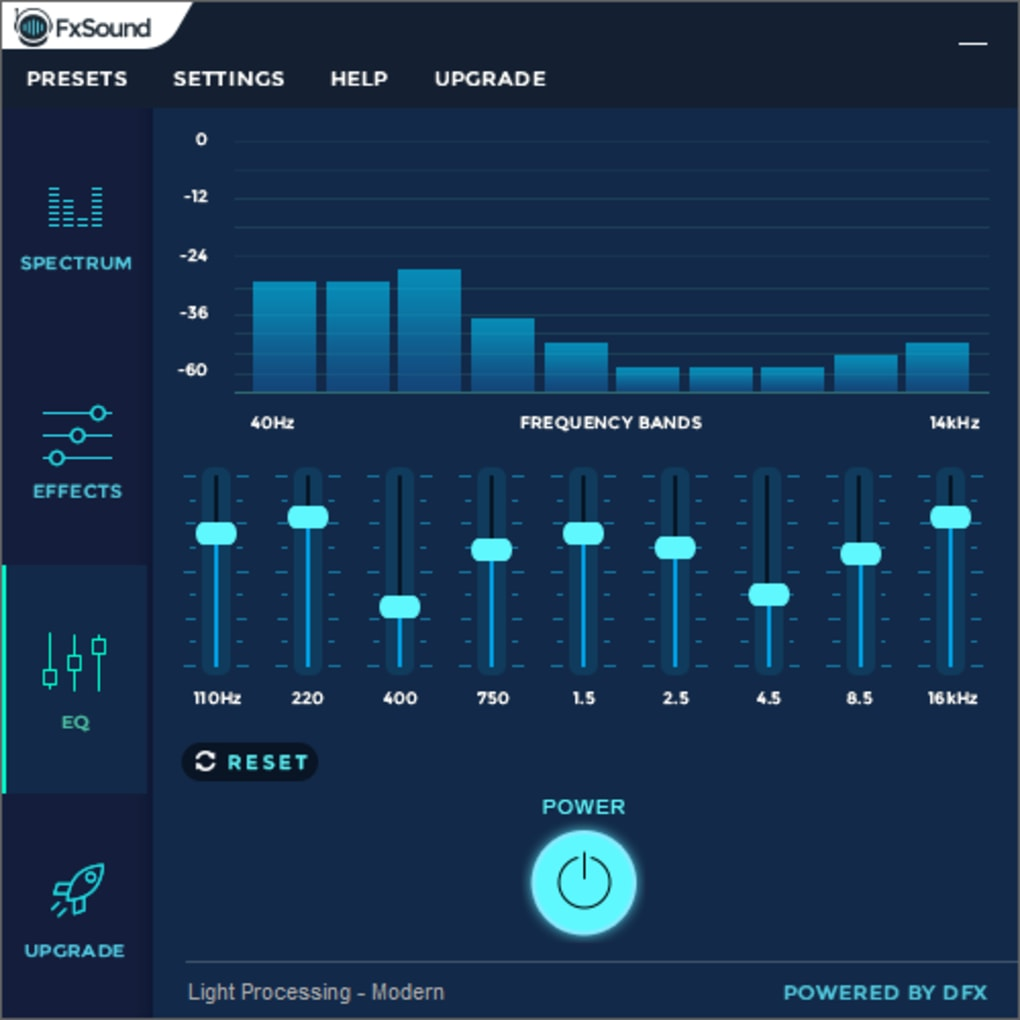 DFX Audio Enhancer - Download
