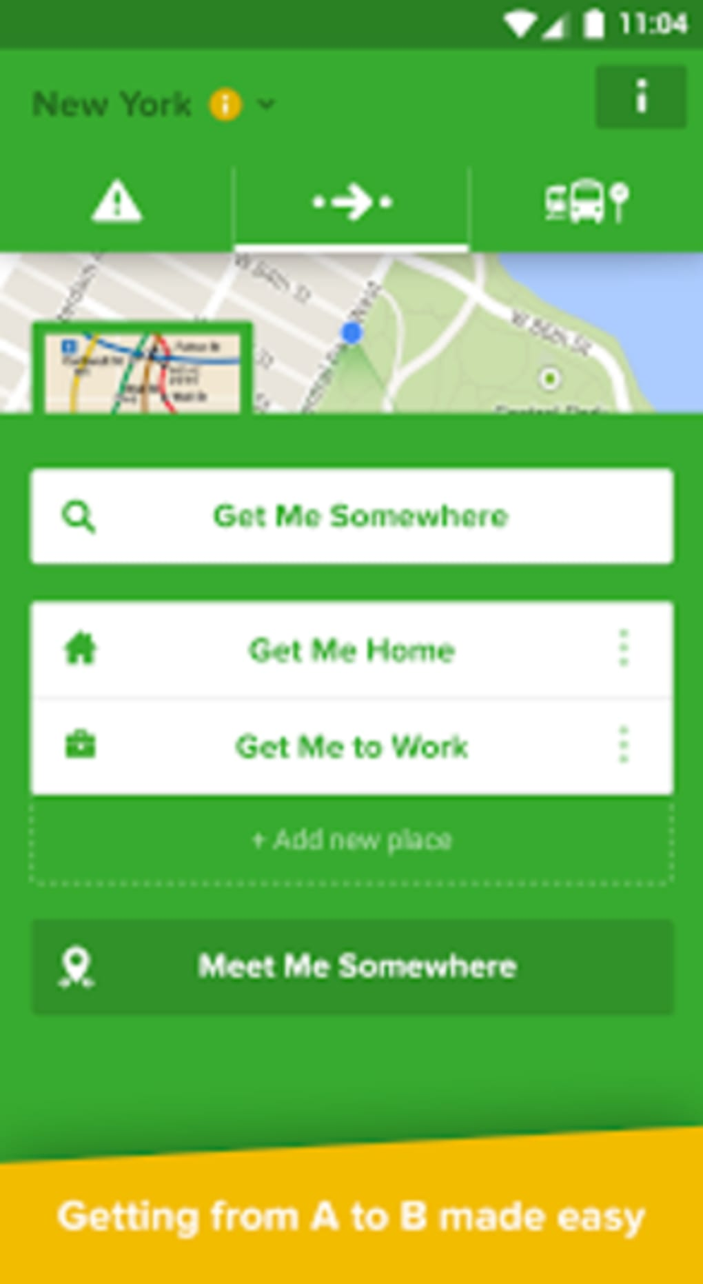 CITYMAPPER TÉLÉCHARGER APPLICATION