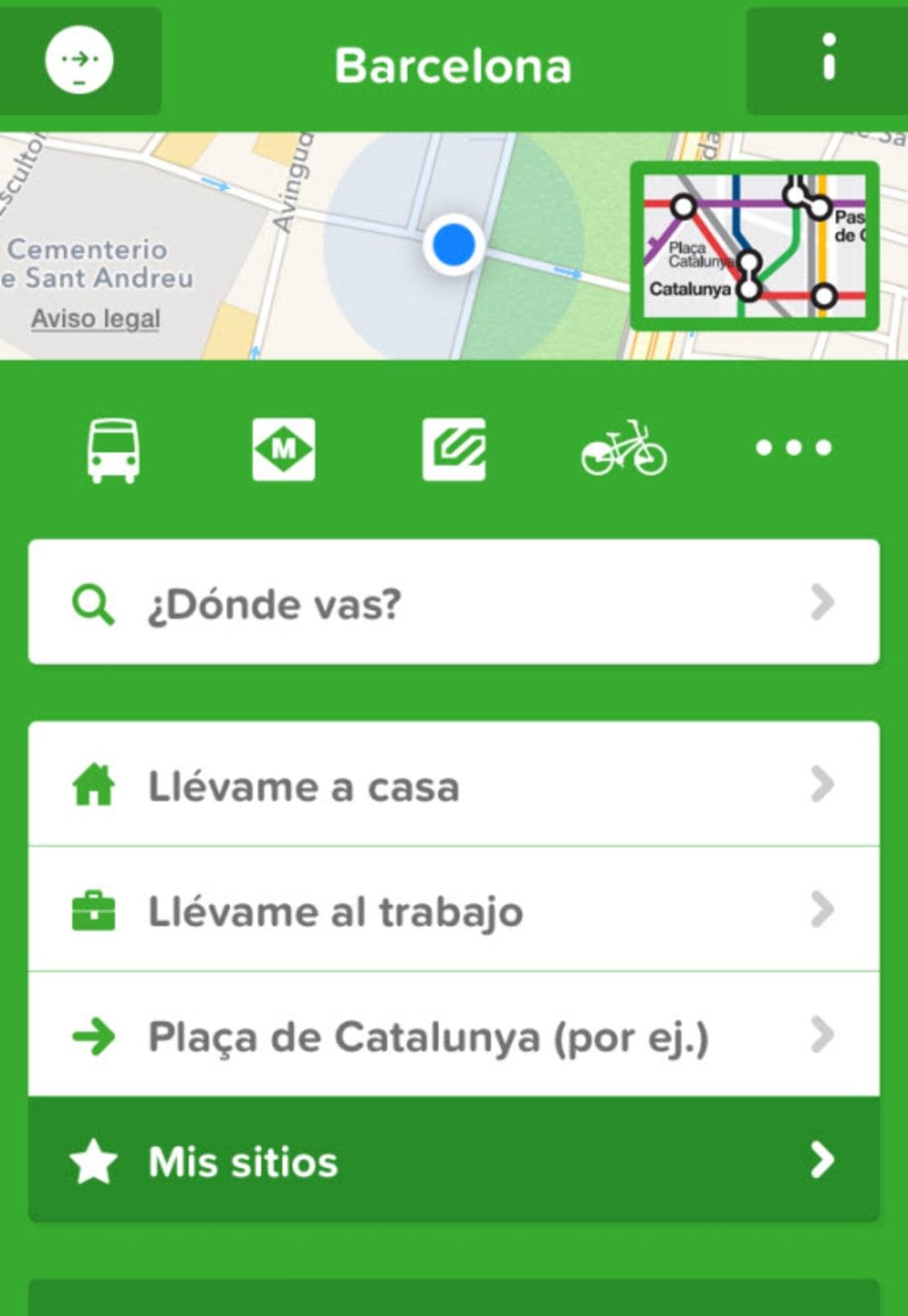 Citymapper para Android - Descargar