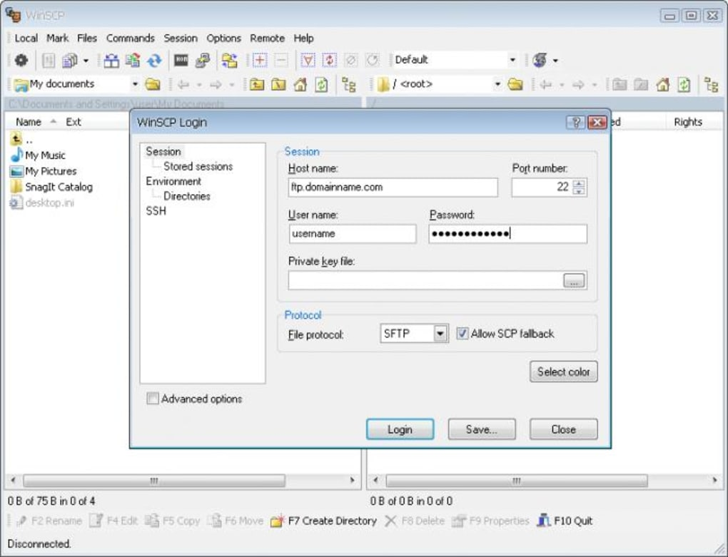 How to download winscp full version free! (windows 7/8/10/xp.