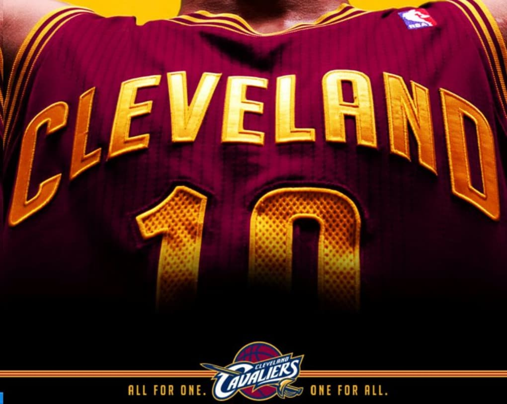 Cavaliers Banner Wallpaper Download