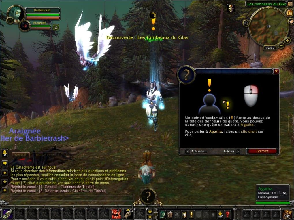 Télécharger world of warcraft legion gratuitement sur pc complet