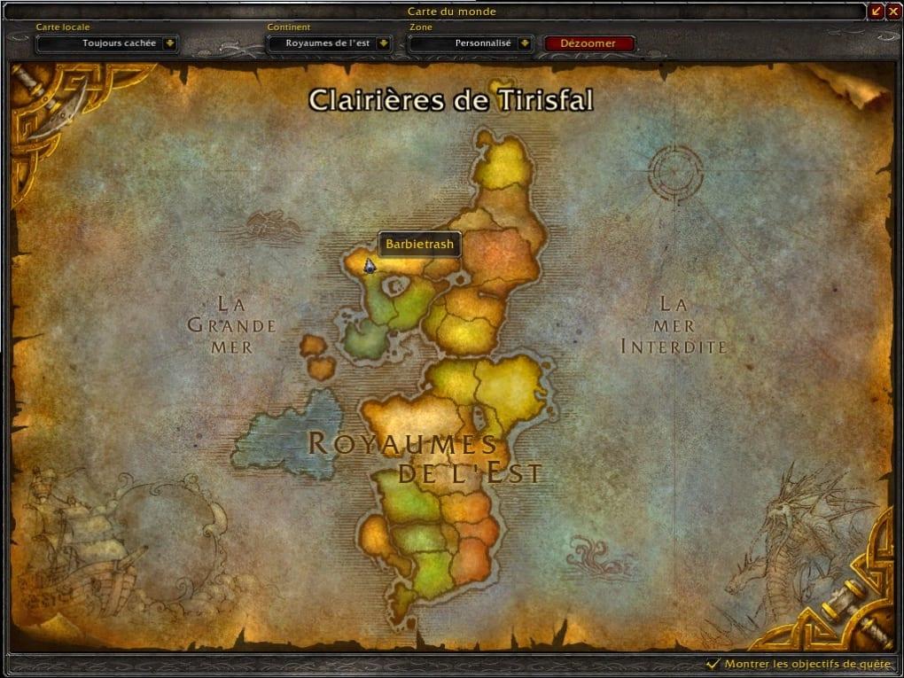 World of Warcraft Legion Telecharger est le sixième plus du World of Warcraft – l'un des MMORPG les plus populaires dans l'histoire du divertissement électronique, créé par Blizzard Entertainment. production Discuté continue l'histoire de l'élargissement précédent, Warlords de Draenor. (. ang de Broken Isles) chamane orque Gul'dan fui Draenor Îles détruites – le ...