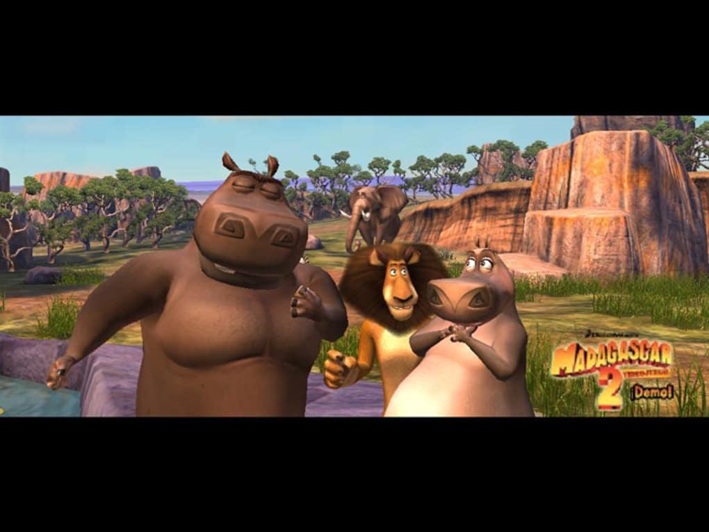 Madagascar escape 2 africa pc game download
