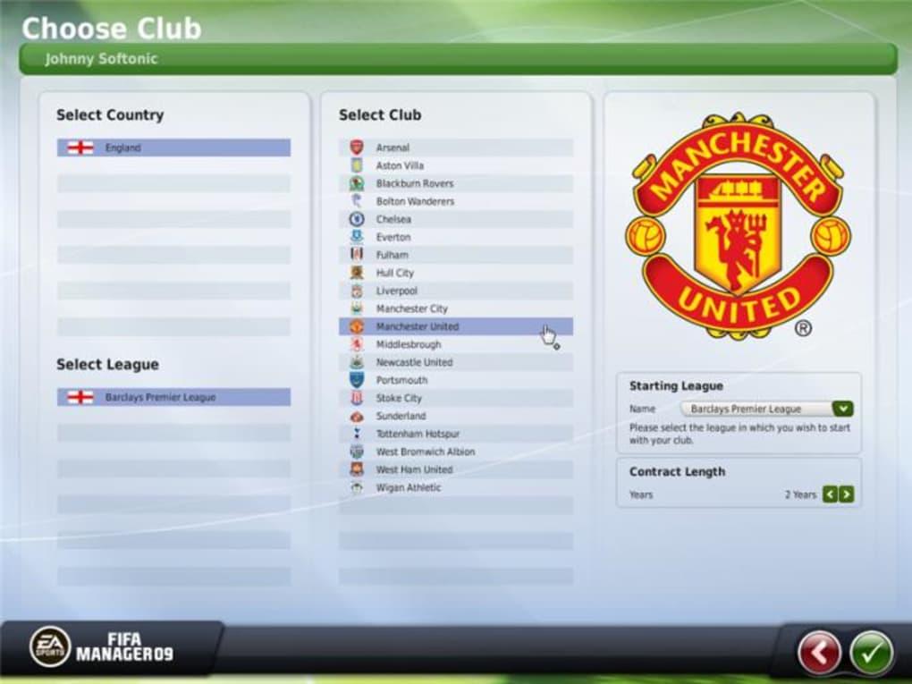 SUR TÉLÉCHARGER FIFA CLUBIC 09