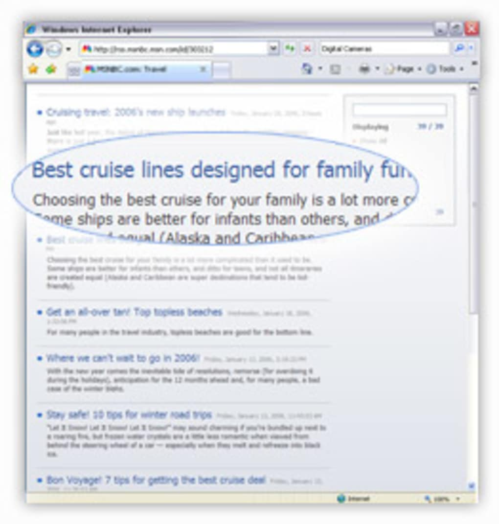 discador internet explorer gratis