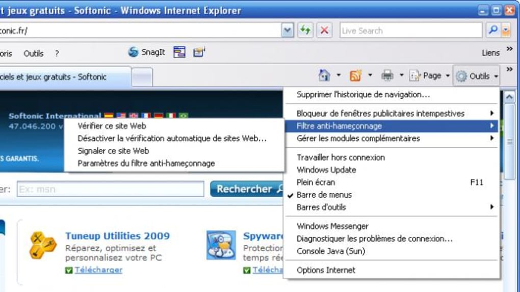 TÉLÉCHARGER INTERNET ANONYM 2006