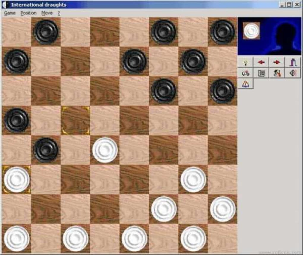 download international checkers for pc