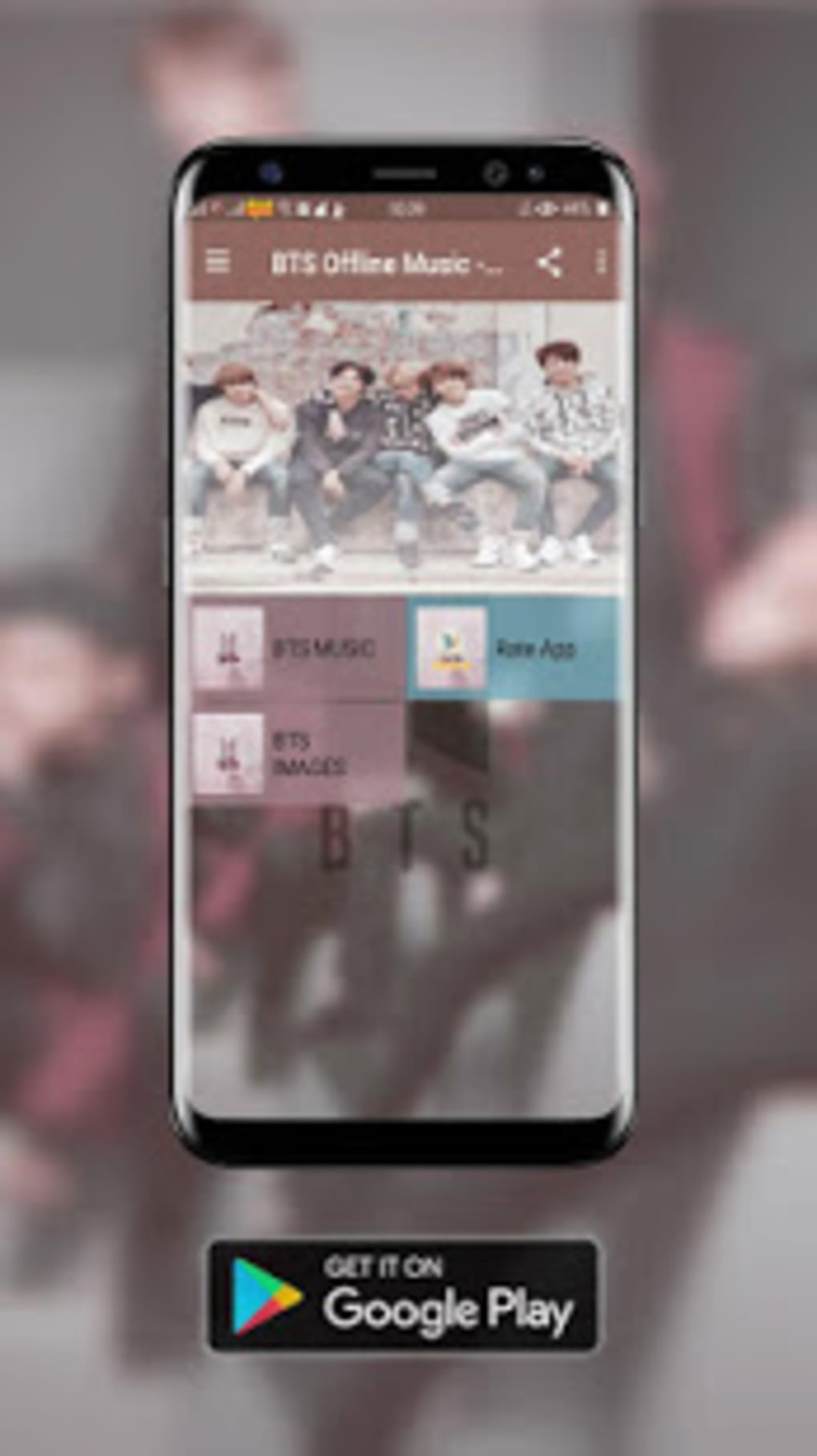 BTS Music Offline for Android - Download