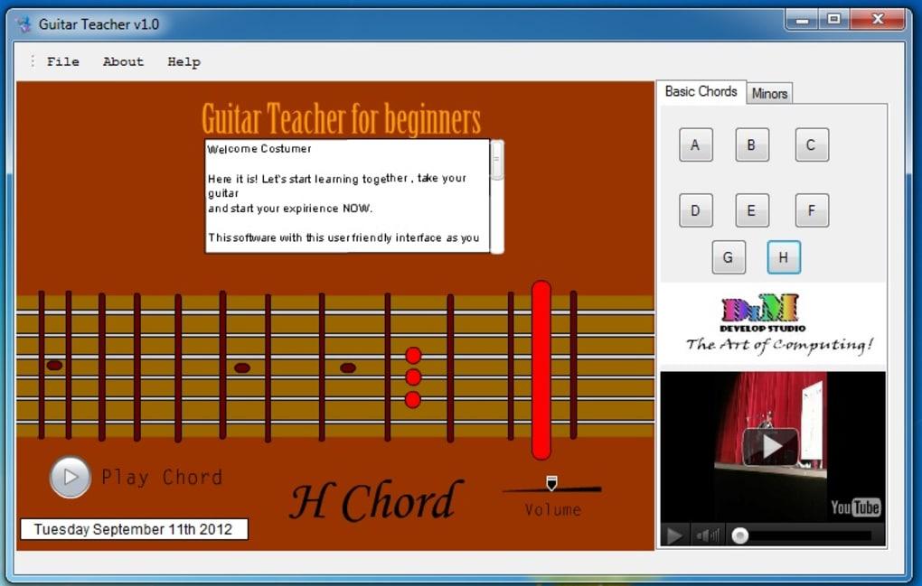 Guitar Teacher Download