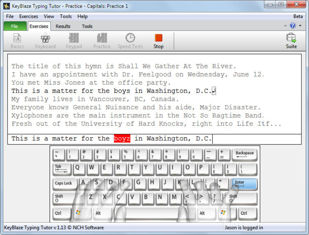 Typing tutor latest updates mad typing.