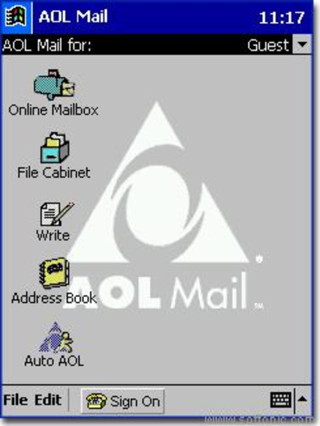Download aol mail