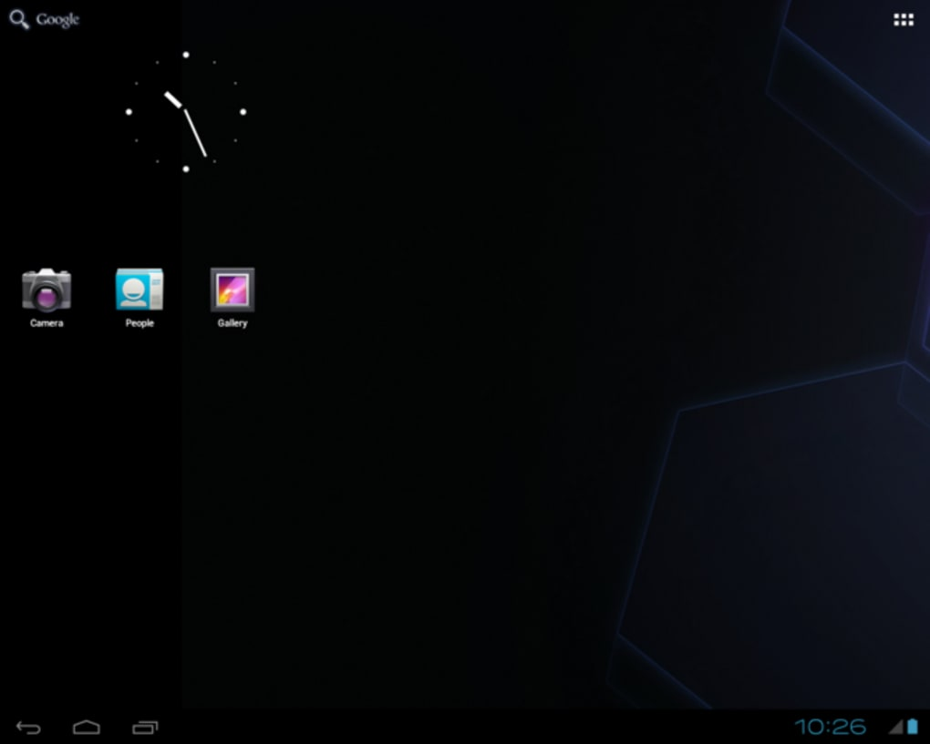 download android emulator for pc without graphic card