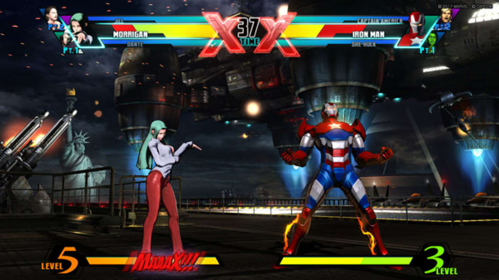 download game marvel vs capcom for android