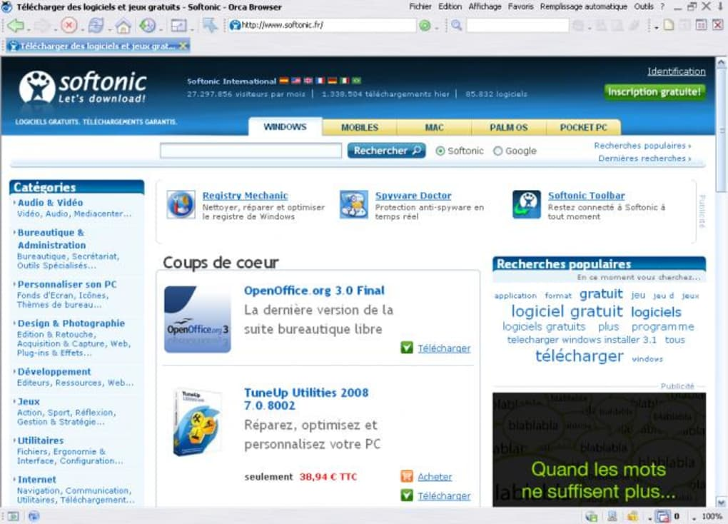 Orca Browser - Download