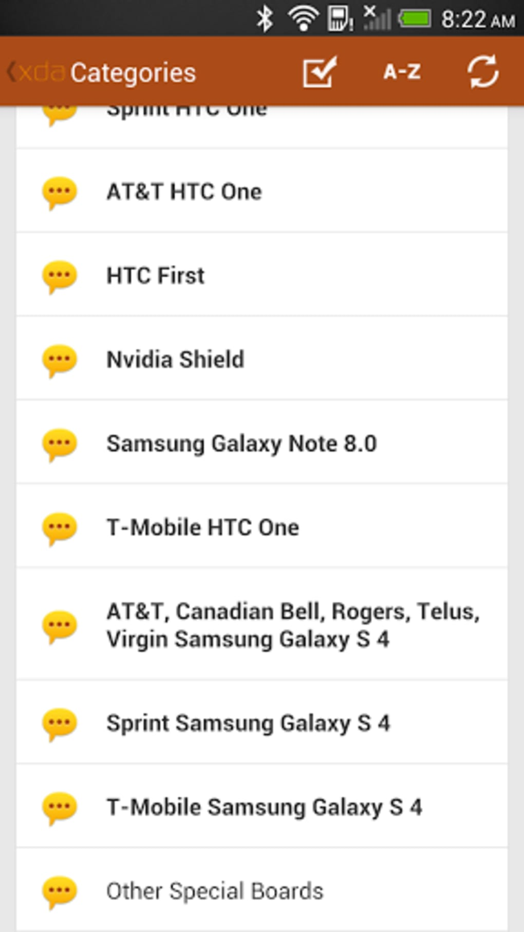 XDA Premium for Android - Download