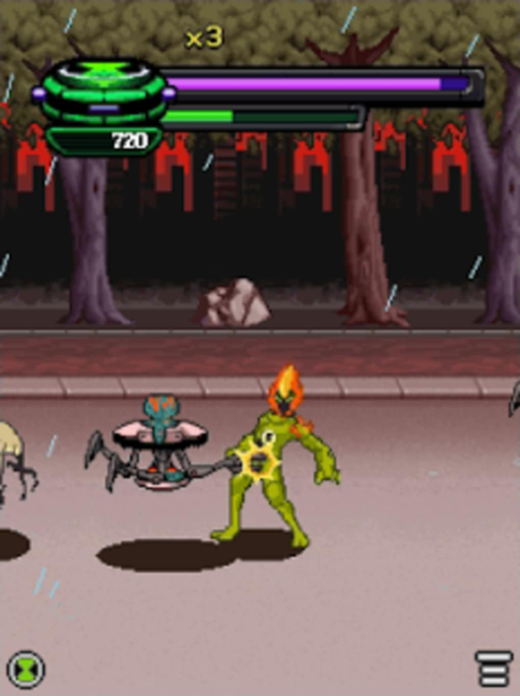 ben 10 protector of earth pc game free download
