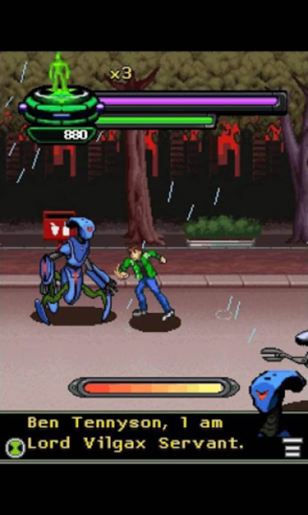 Ben 10 Vengeance Of Vilgax Apk Para Android Download