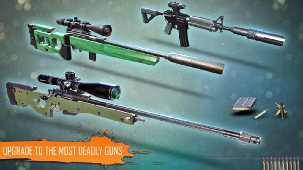 Sniper 3D 2019 for Android - Download