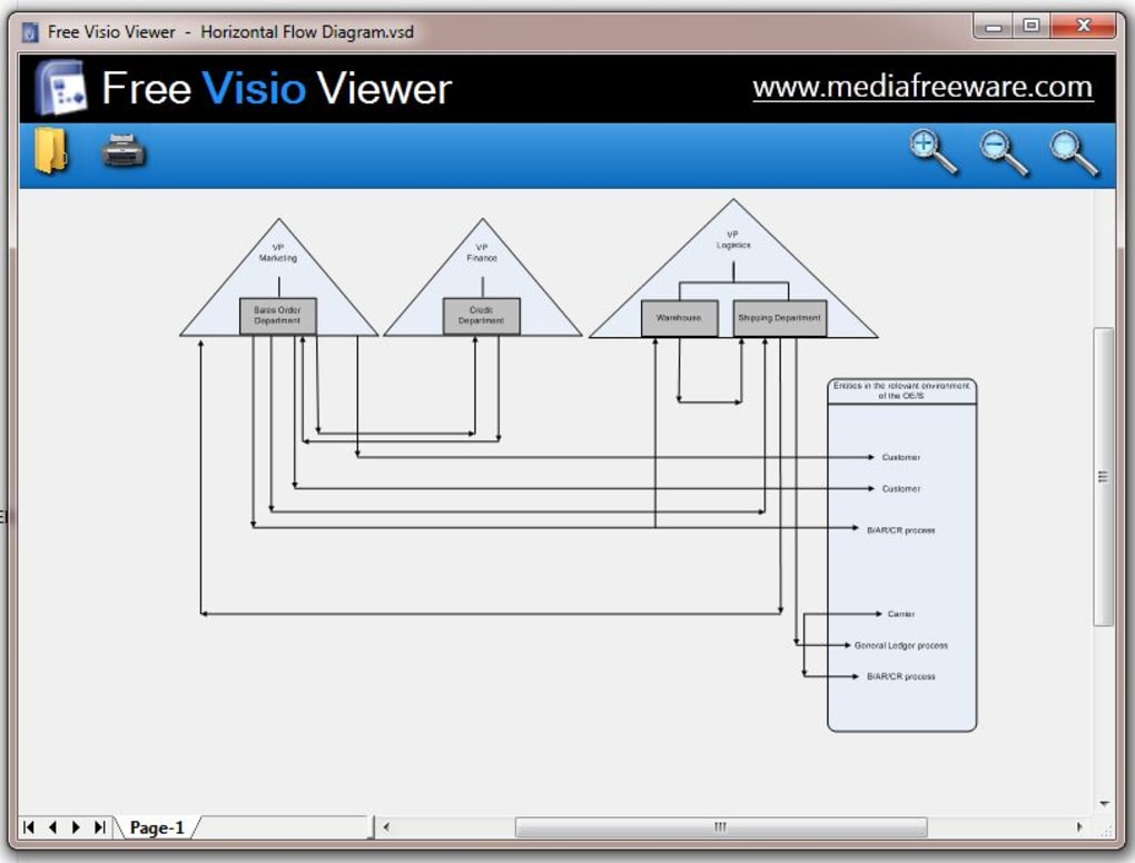 Free Visio Viewer - Download