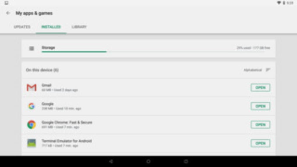 Android x86 - Download