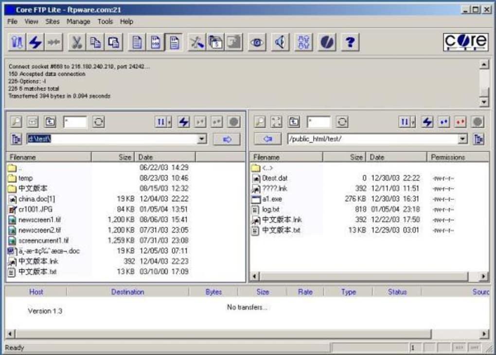 Core Ftp Lite Download