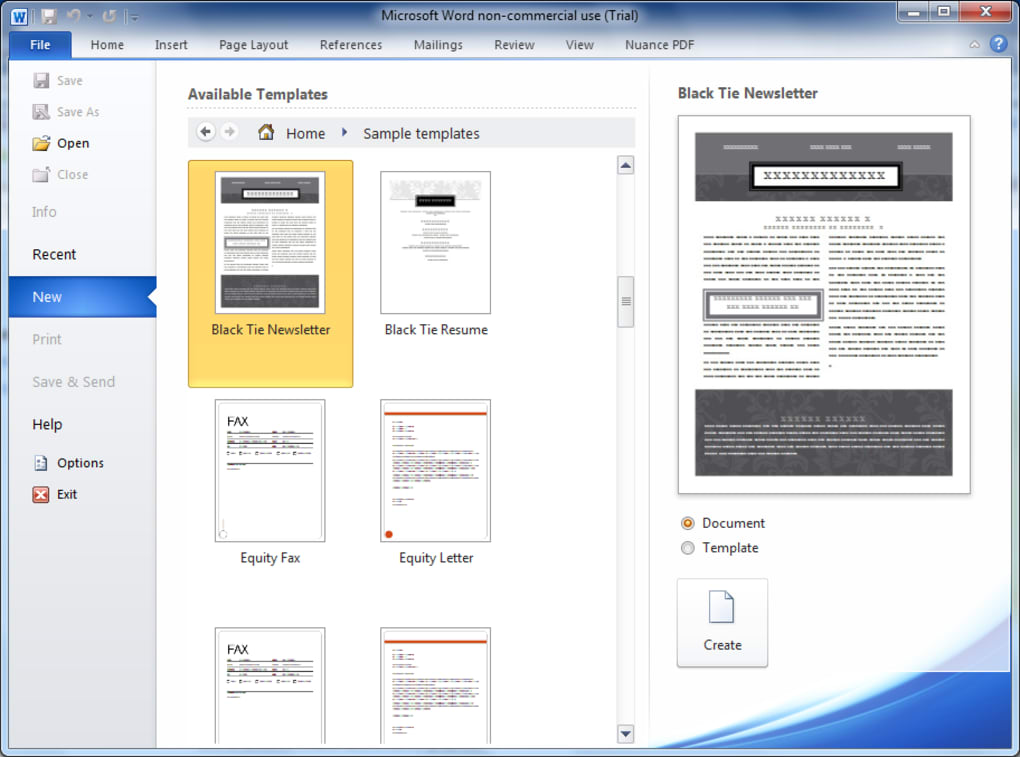 microsoft office home and student 2010 updates