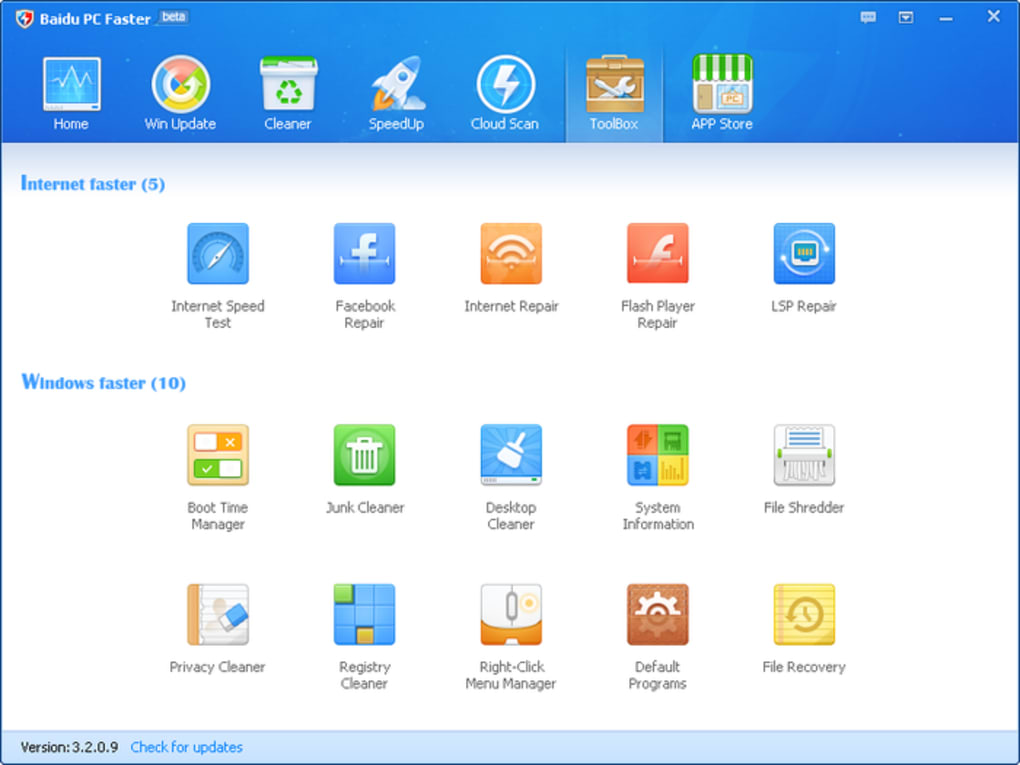 baidu browser gratuit softonic
