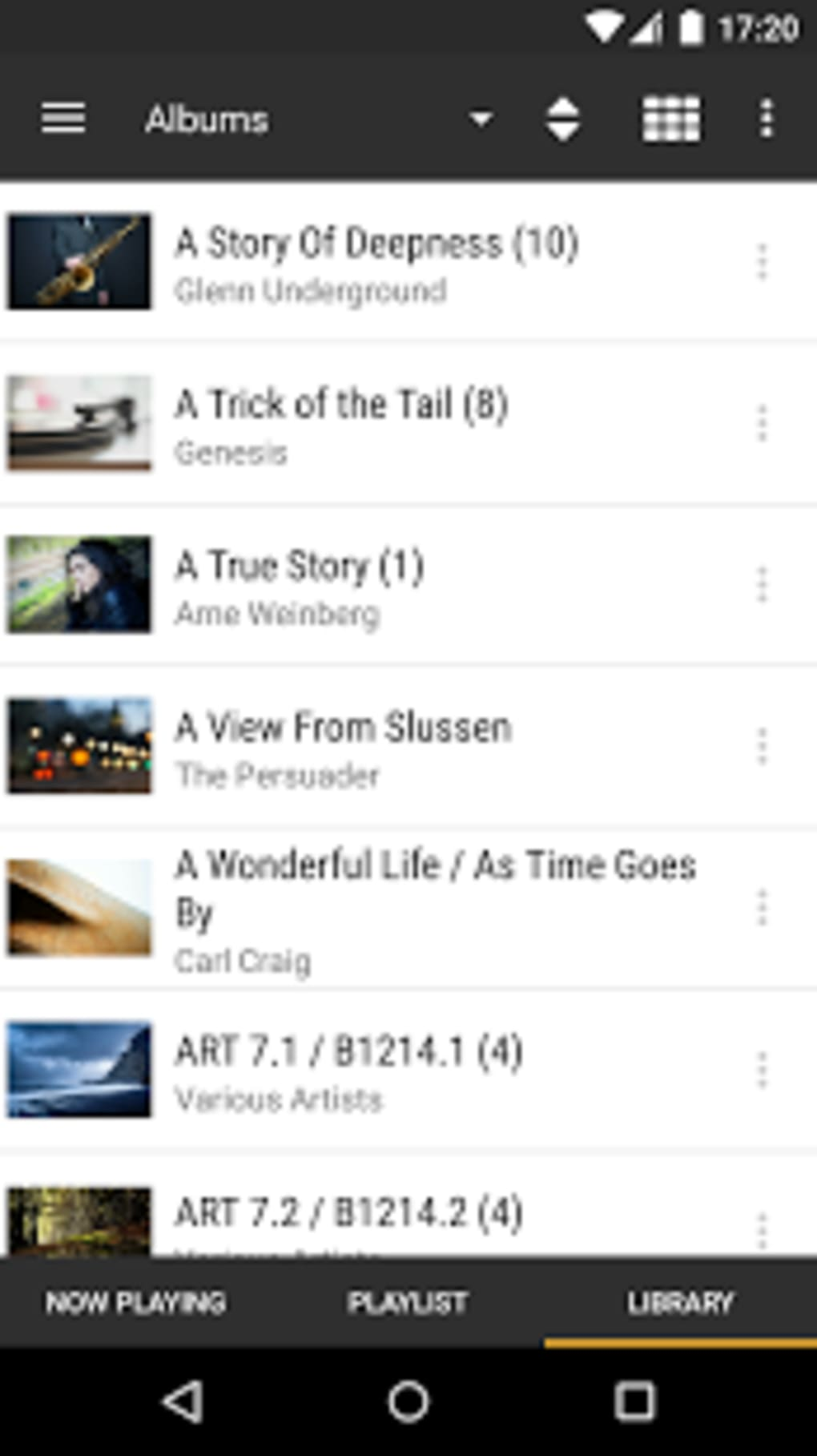 BubbleUPnP for DLNA/Chromecast for Android - Download